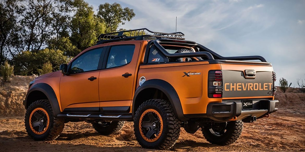 chevrolet colorado xtreme concept is a tease news ledge Chevrolet Colorado Xtreme