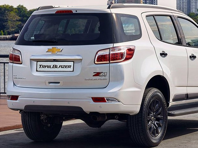 chevrolet trailblazer 2020 price list dp monthly promo Chevrolet Trailblazer Philippines