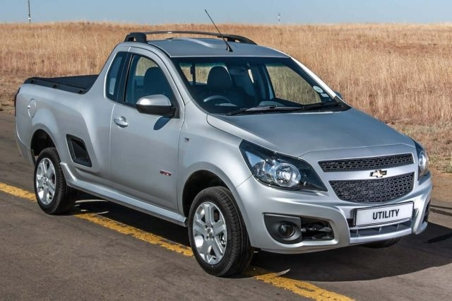 chevrolet utility 2020 2020 first generation south africa Chevrolet Utility South Africa