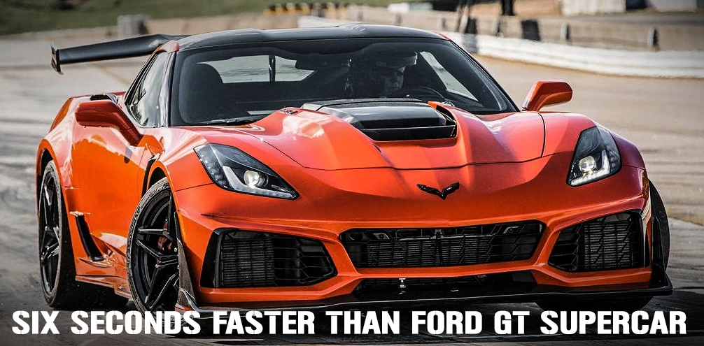 civil war 2019 corvette zr1 outpaces ford gt supercar Corvette Zr1 Vs Ford Gt