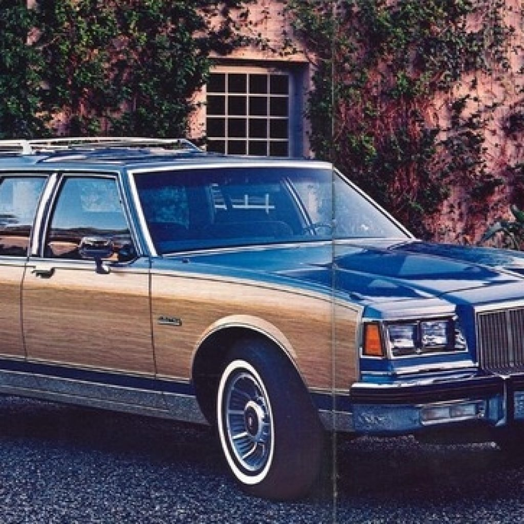 class of 86 buick le sabreelectra estate w hemmings daily Buick Electra Estate Wagon