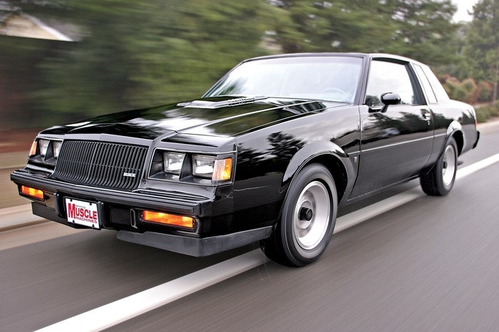 class of 86 buick regal grand national hemmings daily Buick Regal Grand National