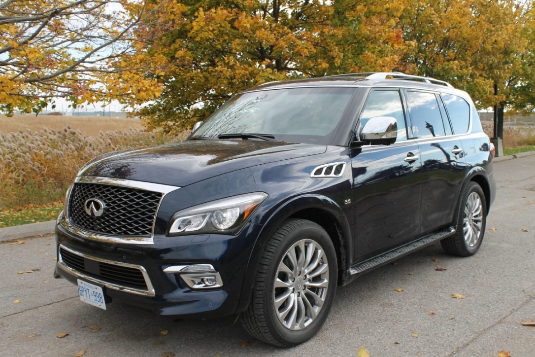 comparison infiniti qx80 2016 vs lexus gx 460 luxury Lexus Gx Vs Infiniti Qx80