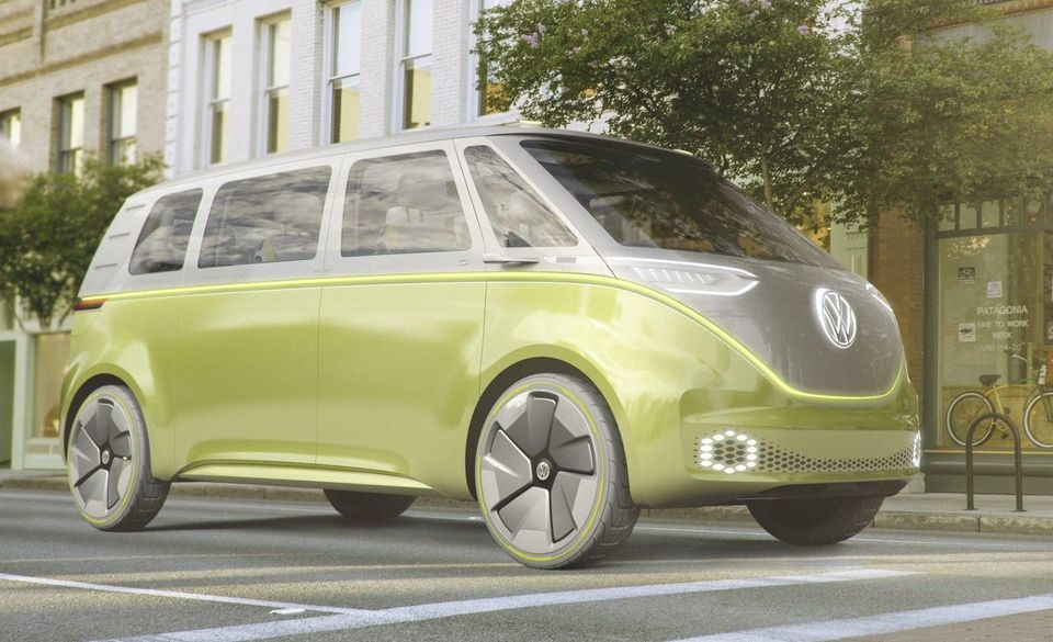 dear volkswagen stop teasing us with microbus concepts Volkswagen On The Green