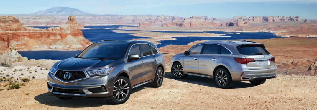 differences between the 2018 vs 2019 acura mdx Difference Between 2018 And Acura Mdx