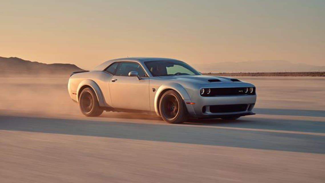 dodge challenger 2019 is this the rhd ready muscle car for Dodge Challenger Australia