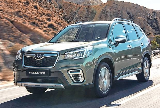 double boost subaru adds mild hybrid to forester xv Subaru Hybrid Forester