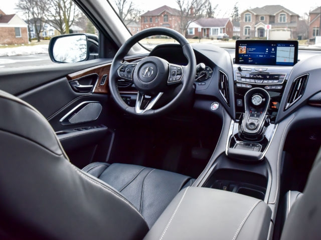 fast and fun but flawed the acura rdx reviewed ars technica Problems With Acura Rdx
