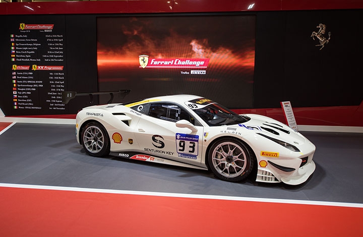 ferrari challenge evaluating a uk series for 2019 Ferrari Challenge Uk Calendar