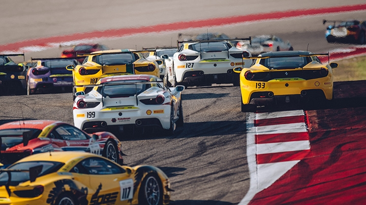 ferrari challenge north america 2020 season review Ferrari Challenge North America