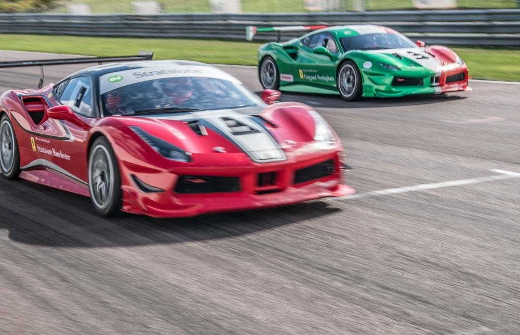ferrari challenge uk series confirmed for 2020 ferrari 488 Ferrari Challenge Uk Calendar