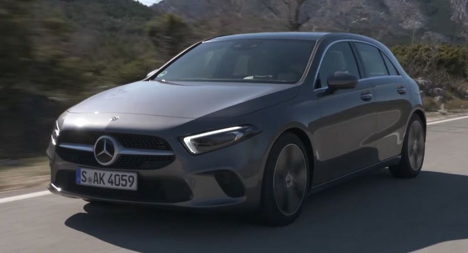 first ever 2020 mercedes a class reviews are mostly positive Mercedes A Class Review