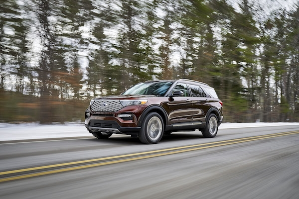 ford unveils all new 2020 explorer fleet business Ford Unveils The New Explorer