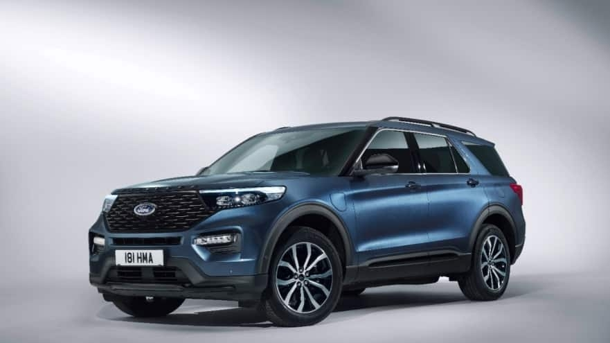 ford unveils all new explorer plug in hybrid suv with 40 km Ford Unveils The New Explorer