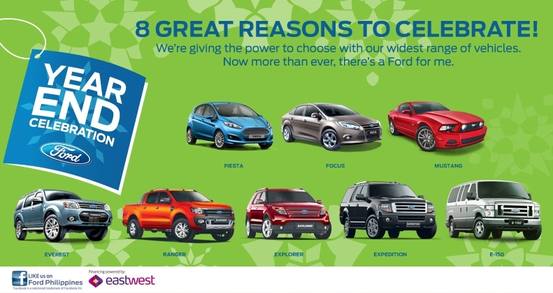 fords year end promo ford philippines mycarsph Ford Philippines Promo