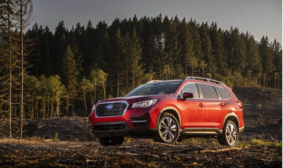 four stand out tech features of the 2020 subaru ascent limited Subaru Ascent Problems