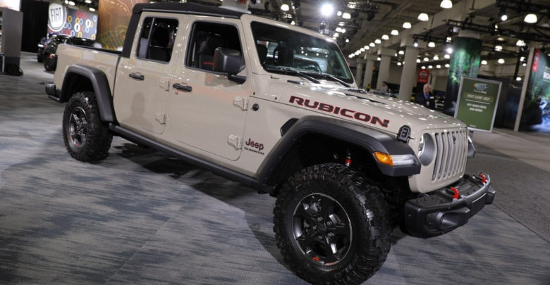 gobi is now available for 2020 gladiator 2020 jeep Jeep Gladiator Availability