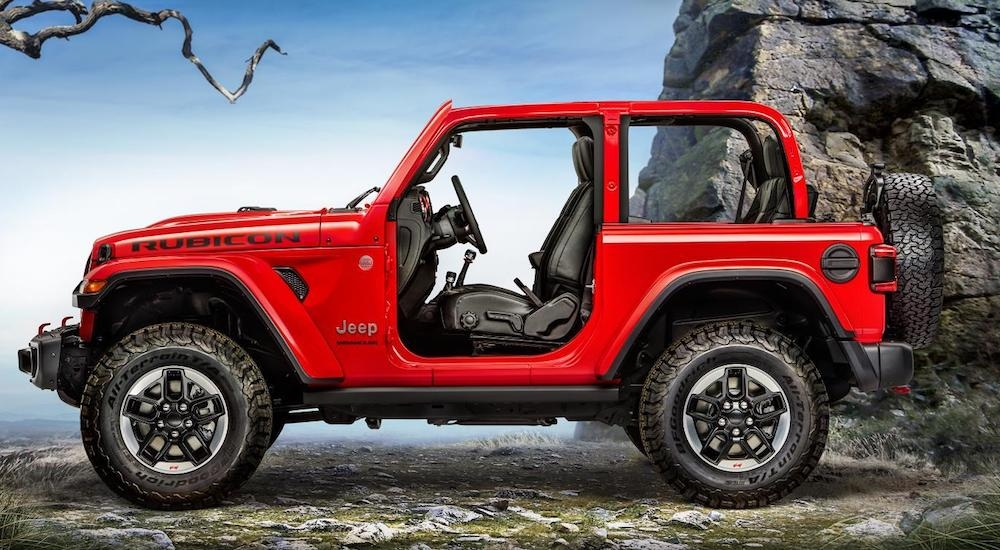 going electric in a wrangler autoinfluence Electric Jeep Wrangler