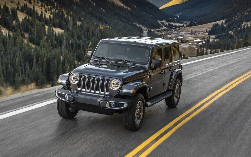 have you heard about the electric jeep wrangler ourisman Electric Jeep Wrangler