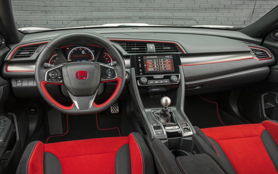 heres why the 2017 civic type r doesnt offer an automatic Honda Type R Automatic