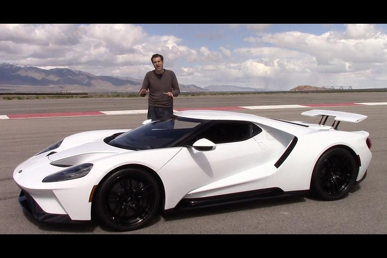 heres why the new ford gt is worth 500000 autotrader Ford Gt Quarter Mile Time