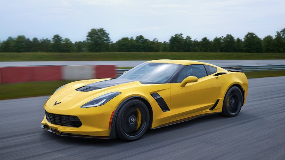 history of the corvette z06 a supercar made for racing Chevrolet Corvette Zo6