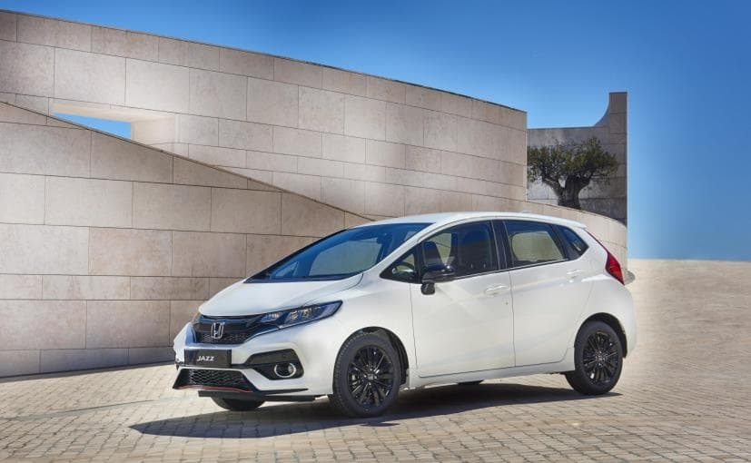 honda jazz facelift launch date revealed variants leaked Honda Jazz Release Date