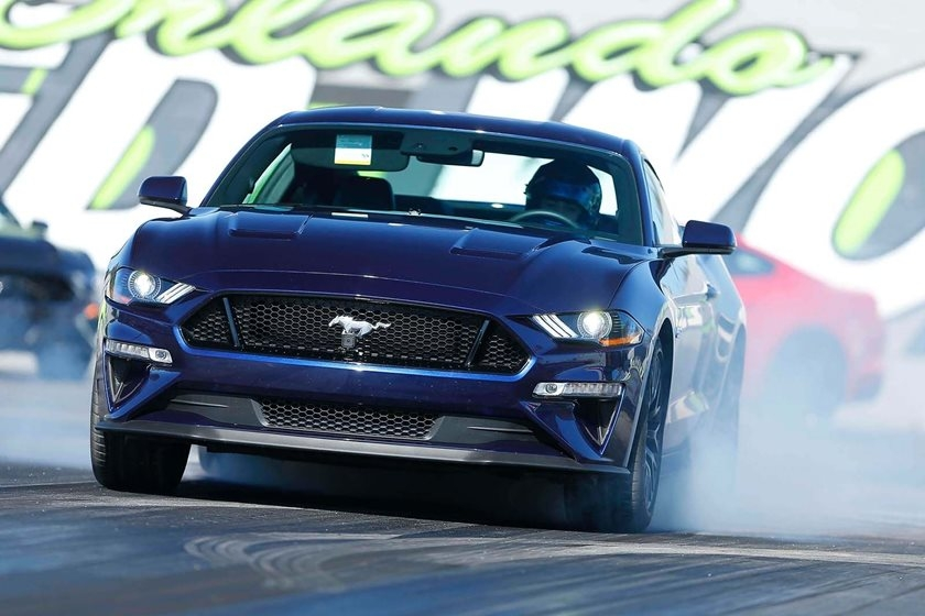 Ford Mustang Quarter Mile