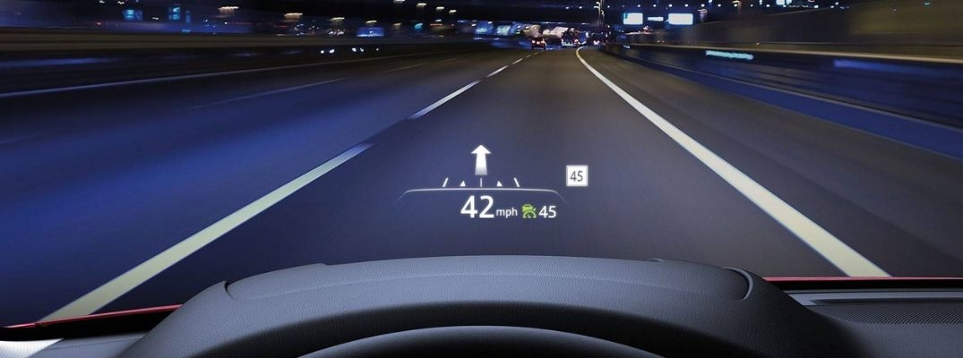 how to use the mazda cx 5 active driving display Mazda Heads Up Display
