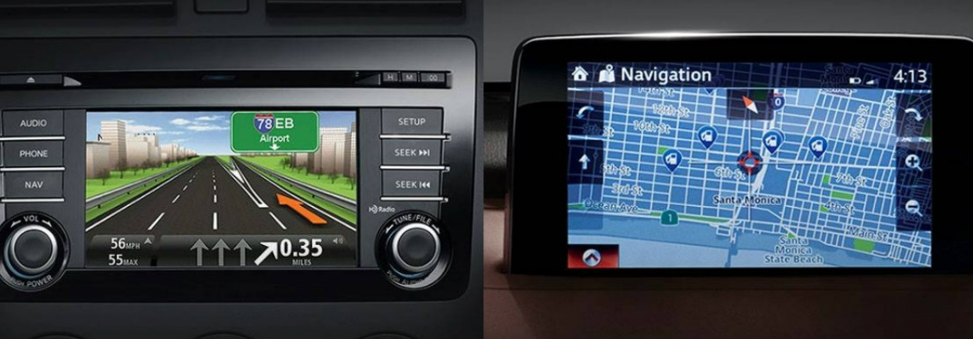 how to use the mazda navigation application Mazda Navigation System