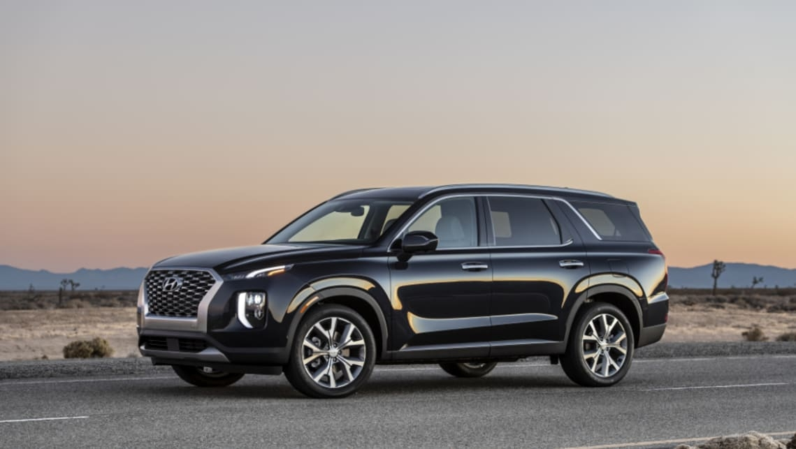 hyundai palisade 2020 giant toyota kluger rival could get Toyota Kluger Australia Release Date