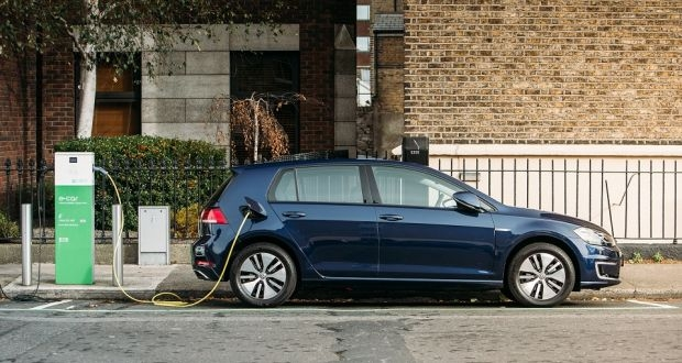 irelands electric car journey gathers speed with new vw e golf Volkswagen Golf Electric