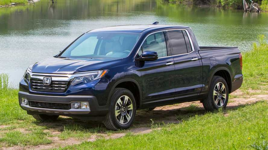 is honda developing a hybrid version of its ridgeline pickup Honda Ridgeline Hybrid