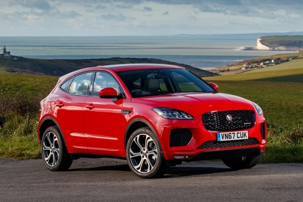 jaguar e pace review 2020 parkers Jaguar E Pace Review Uk