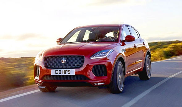jaguar e pace review price specs design tech and Jaguar E Pace Review Uk