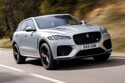 jaguar f pace all you need to know parkers Jaguar F Pace Review Uk