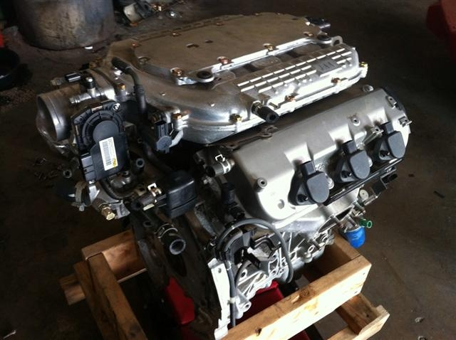 jdm 2007 2008 acura tl type s j35a8 engine 2007 2008 acura Acura Tlx Type S Engine