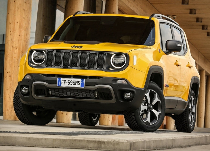 jeep renegade facelifted for 2019 carscoza Jeep Renegade Release Date