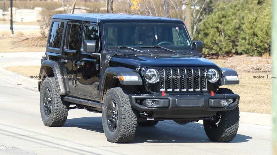 jeep wrangler plug in hybrid coming in 2020 Jeep Wrangler Plug In Hybrid