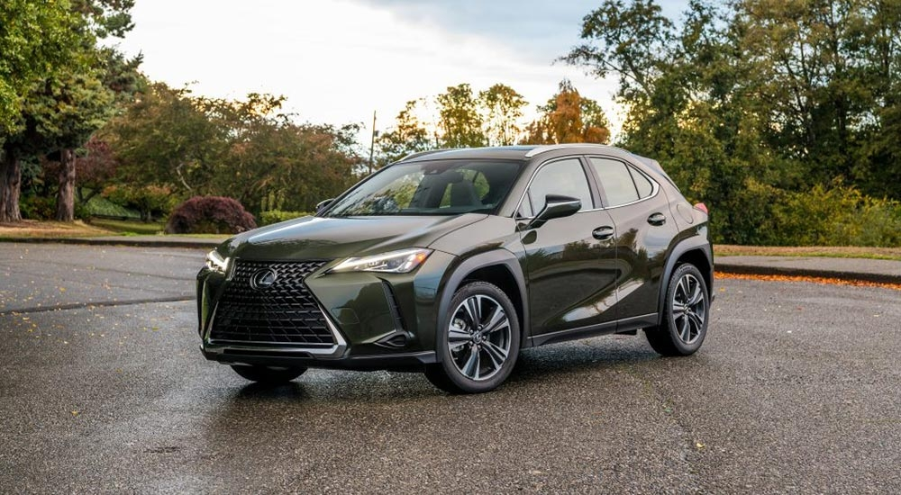 Permalink to Lexus January Incentives