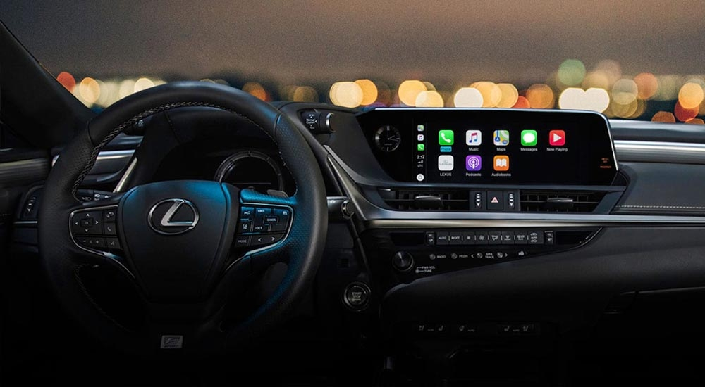 lexus to bring apple carplay to select older models lexus Lexus Models With Apple Carplay