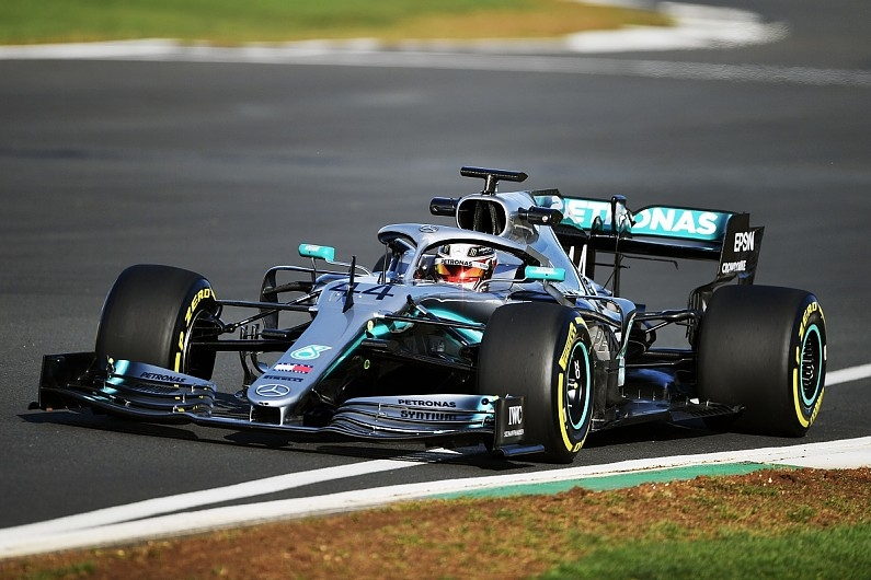 mercedes 2019 f1 car launch among lewis hamiltons best Mercedes Formula 1 Car