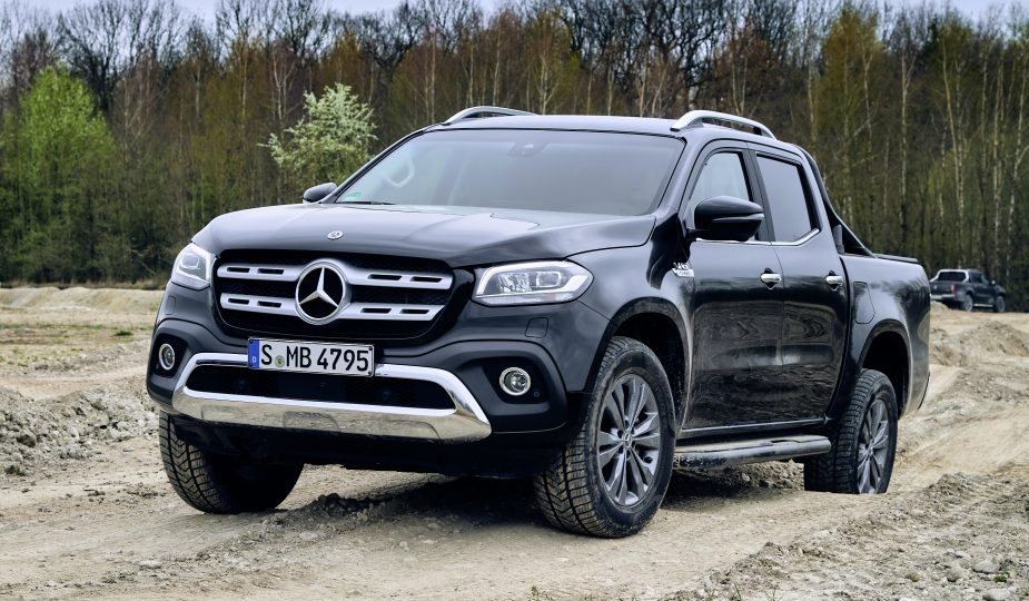 mercedes benz x class truck reportedly dead already Mercedes X Class Pickup