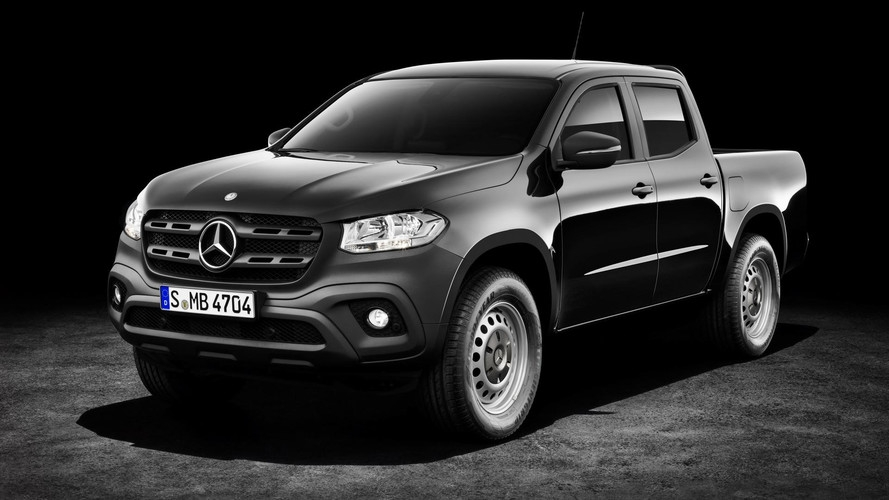 mercedes x class to be discontinued says report Mercedes XClass Pickup Truck