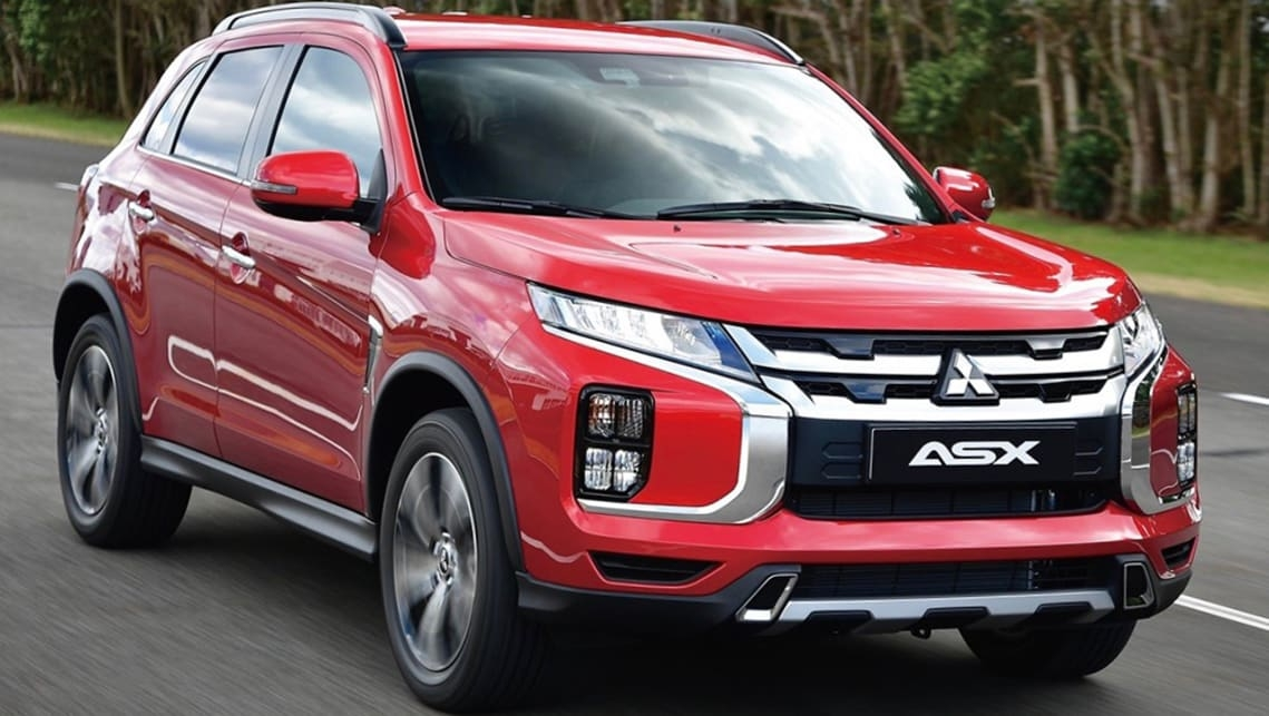 mitsubishi asx 2019 facelift revealed car news carsguide Mitsubishi Asx Release Date