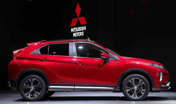 mitsubishi eclipse cross 2018 new suv specs design and Mitsubishi Eclipse Cross Hybrid