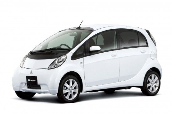 mitsubishi i miev production version picture 21769 Mitsubishi Electric Car