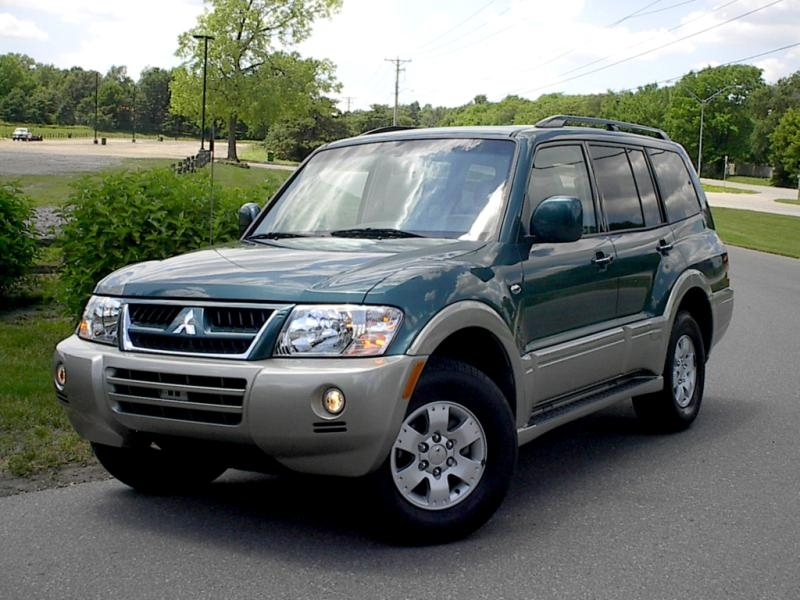 mitsubishi montero cars for sale in the usa Mitsubishi Montero Usa