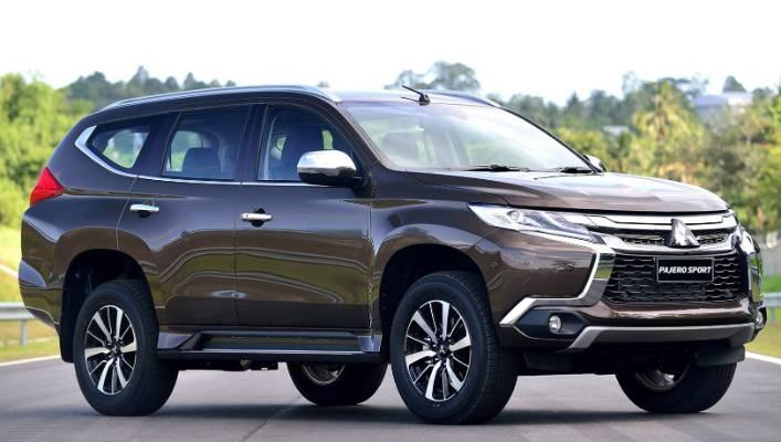 mitsubishi pajero challenger range gets all new sport model Mitsubishi Pajero New Model