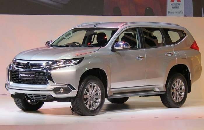 mitsubishi pajero sport new model india launch price spec Mitsubishi Pajero New Model